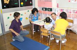 障害者施設訪問1
