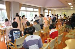 障害者施設訪問4