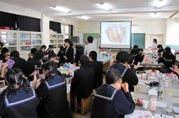 土合中学校・健康教室巡回指導3